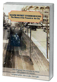 Salem Secret Underground book cover