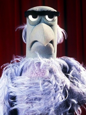 Sam the Eagle is based on Daniel Webster